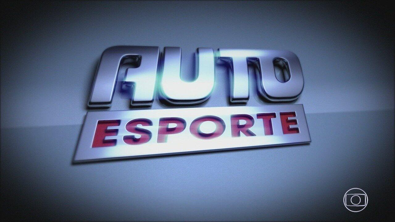 AutoEsporte, Edição de domingo, 27/10/2019 - As principais notícias sobre o universo dos automóveis.