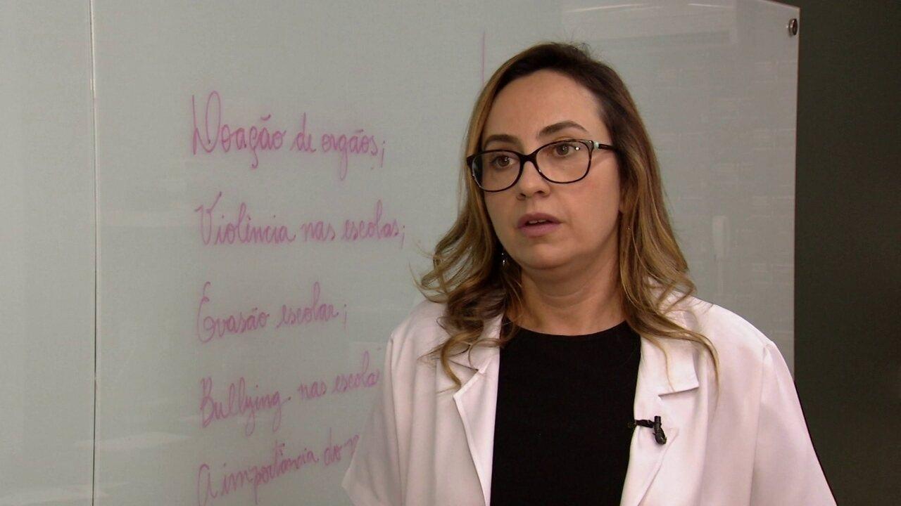 EXCLUSIVO WEB: Professora que acertou tema da redação do Enem 8 vezes dá dicas
