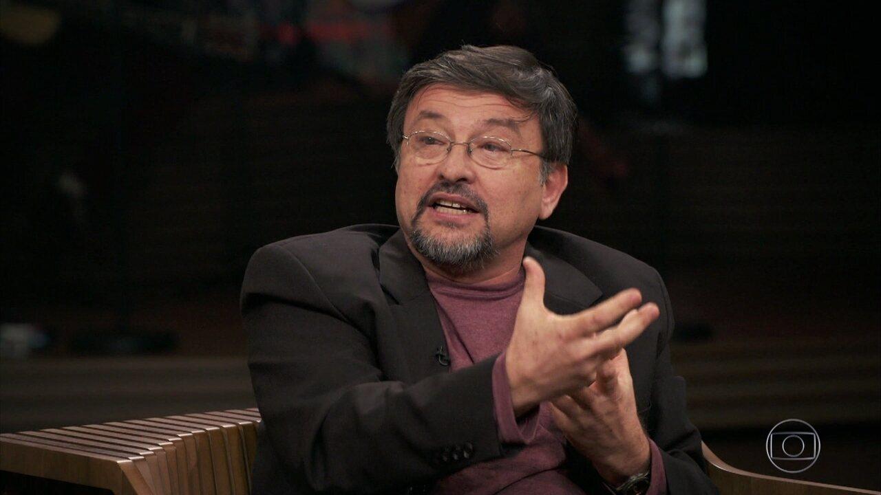 "Joel Pizzini fala sobre o filme ""Rio da Dúvida"""