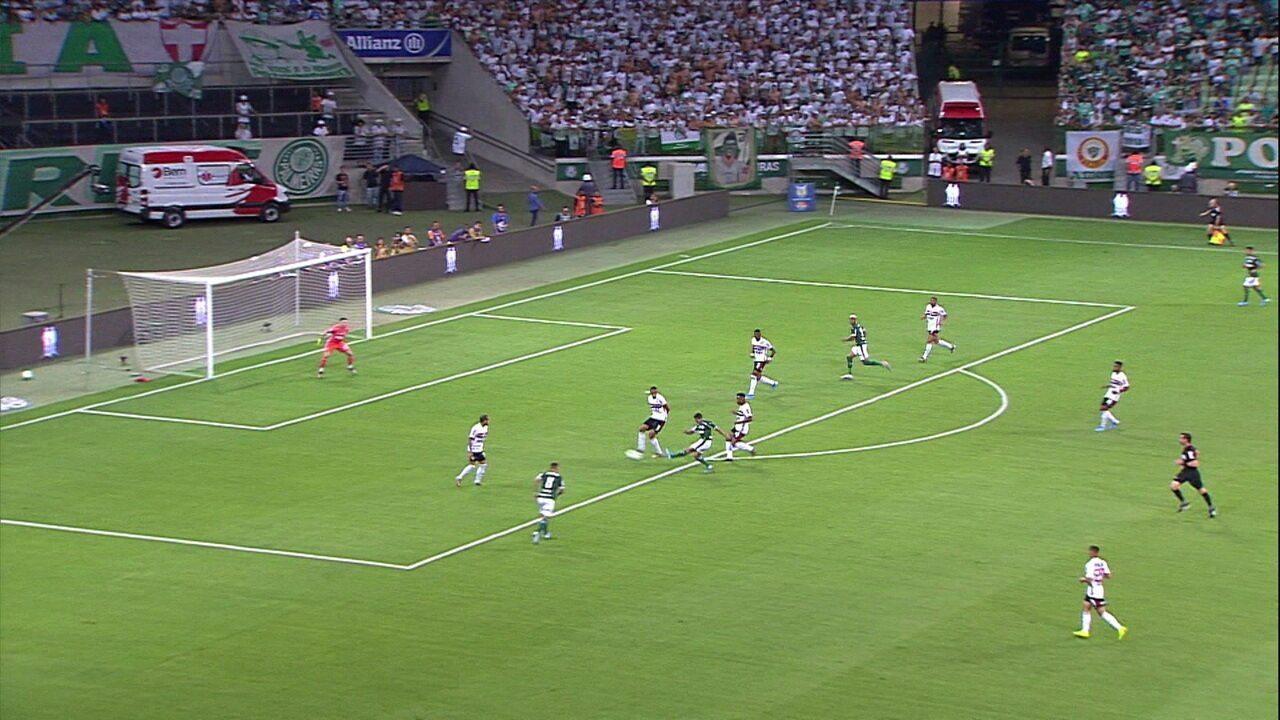 Melhores momentos de Palmeiras 3 x 0 São Paulo pela 29ª rodada do Campeonato Brasileiro