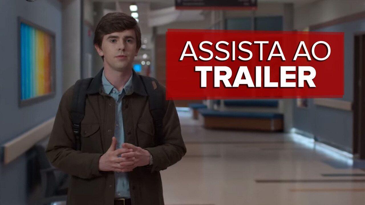 """Assista ao trailer da 3ª temporada de """"The Good Doctor"""""""