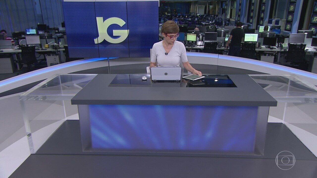 Jornal da Globo, Edição de sexta-feira, 01/11/2019 - As notícias do dia com a análise de comentaristas, espaço para a crônica e opinião.