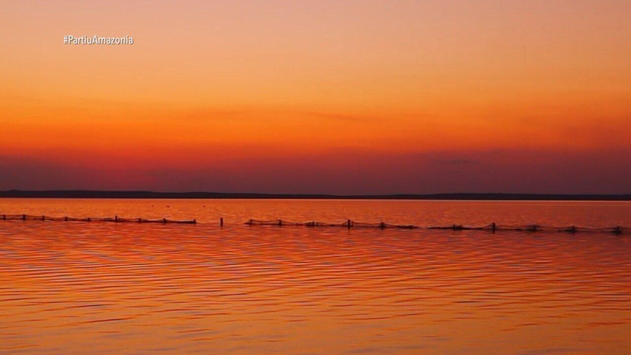 Parte 2: Pôr do sol é um dos mais lindos do Brasil