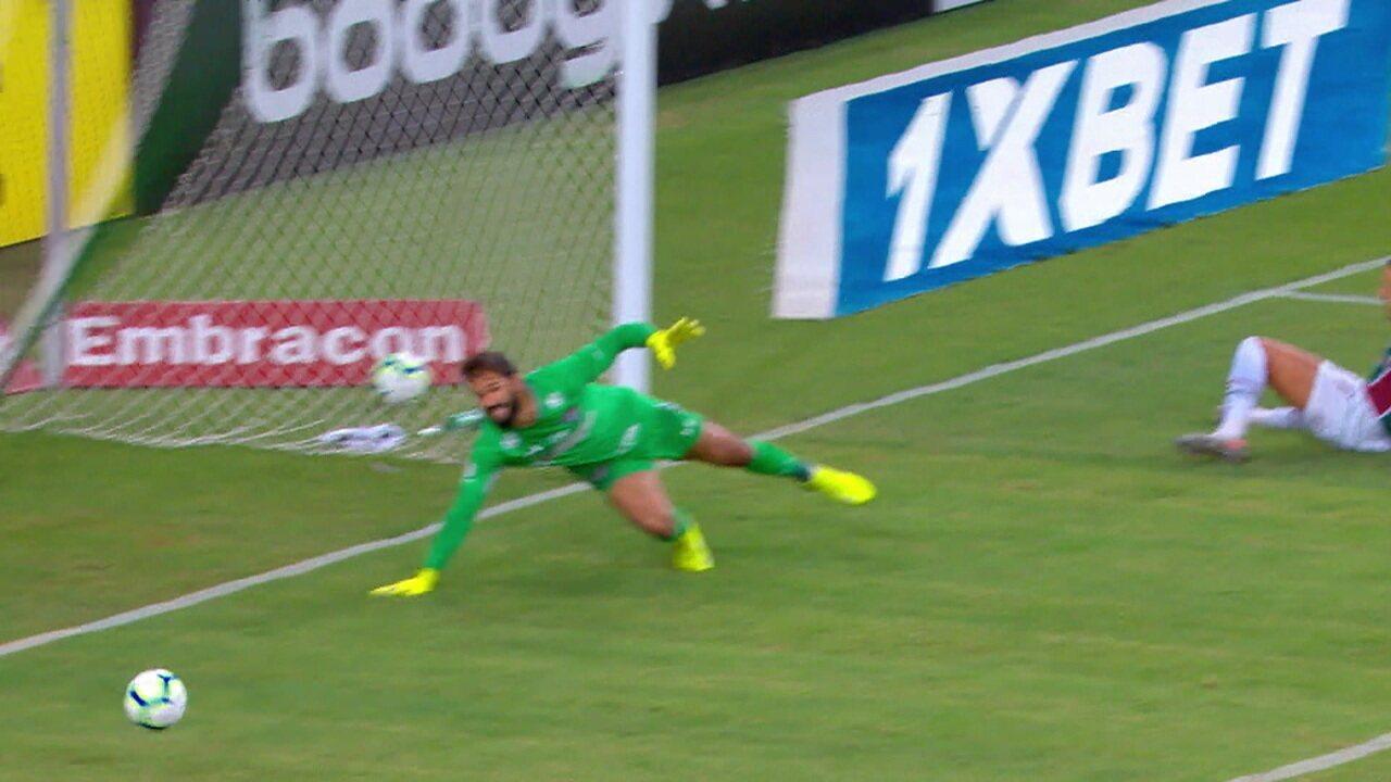 Melhores momentos: Fluminense 0 x 0 Vasco pela 30ª rodada do Brasileirão 2019
