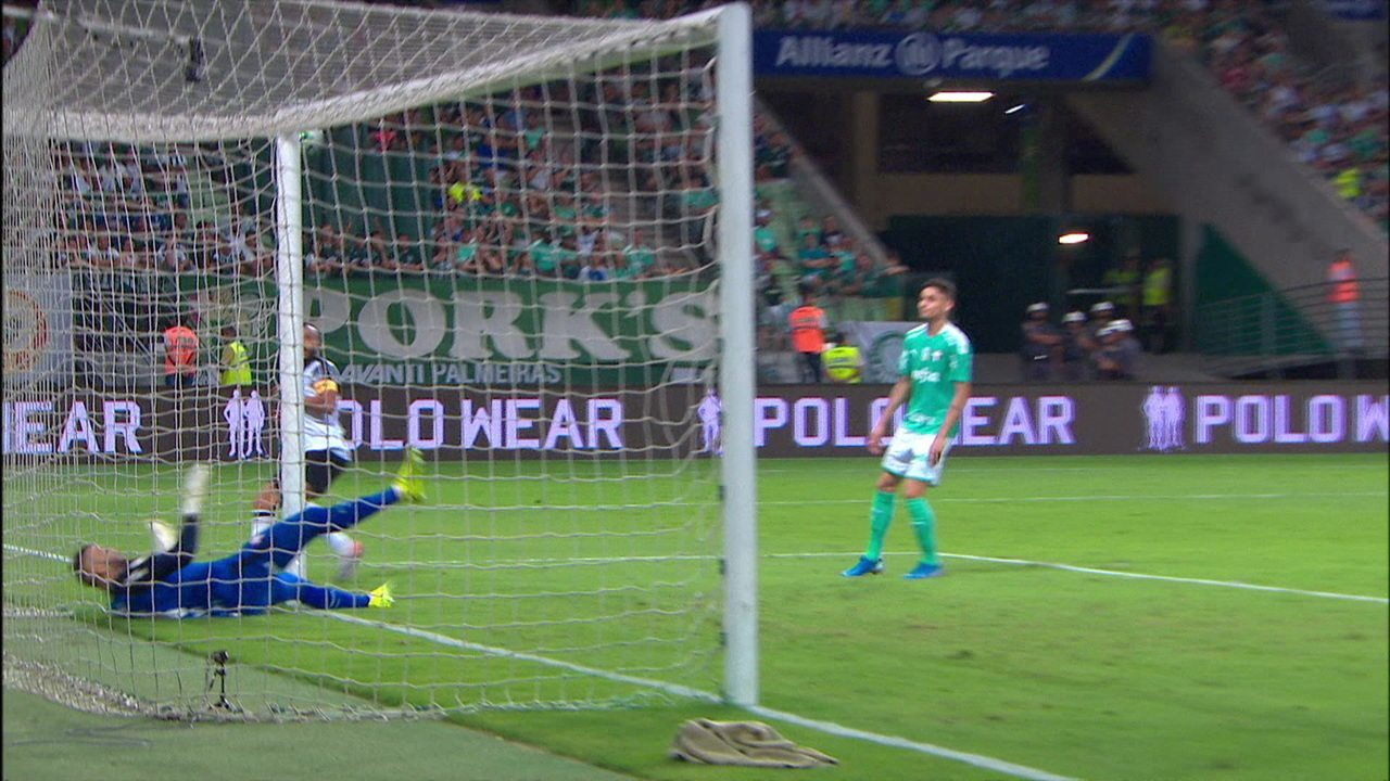Melhores momentos de Palmeiras 1x0 Ceará pela 30ª rodada do Campeonato Brasileiro