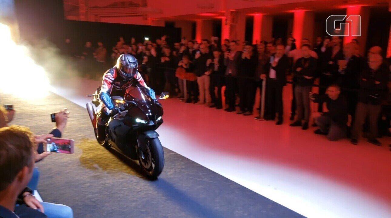 Honda CBR 1000 RR-R é lançada com 217 cavalos de potência
