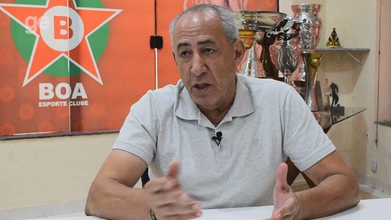 Nedo Xavier fala de necessidade de reforços, Copa do Brasil e metas da temporada