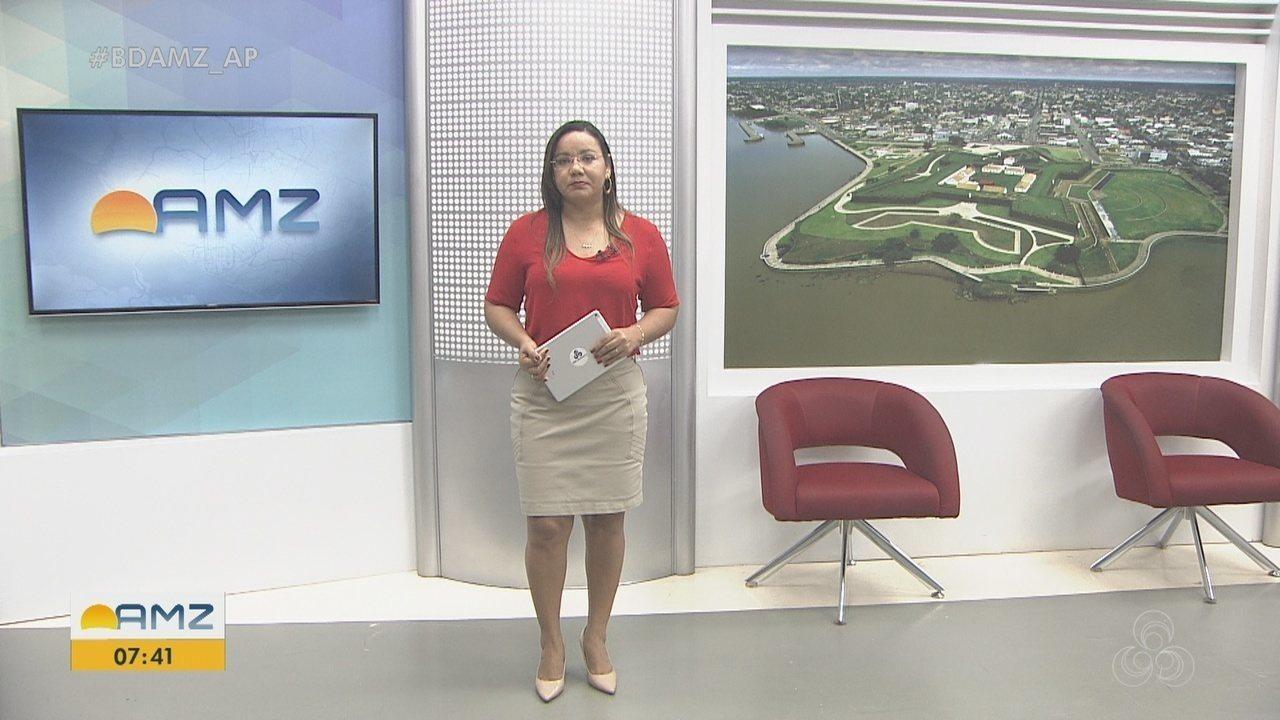 Assista ao Bom Dia Amazônia - AP na íntegra 05/11/19 - Assista ao Bom Dia Amazônia - AP na íntegra 05/11/19