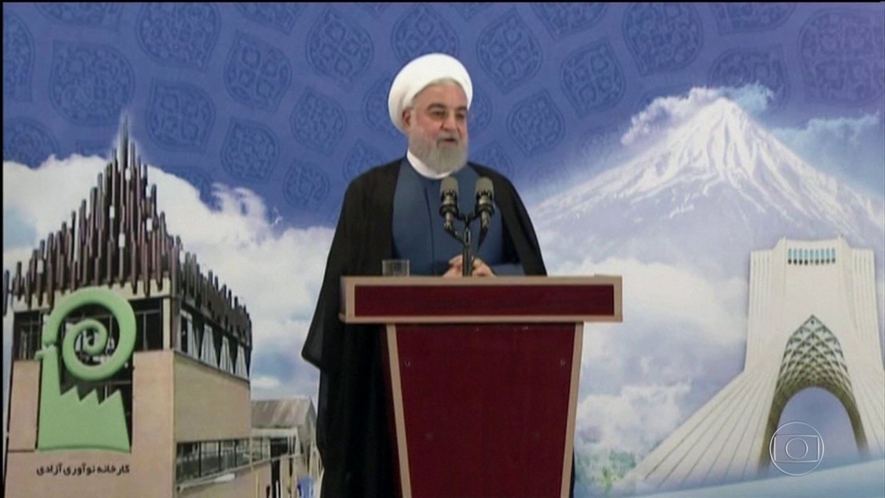 Irã anuncia quarta rodada de medidas que violam acordo nuclear