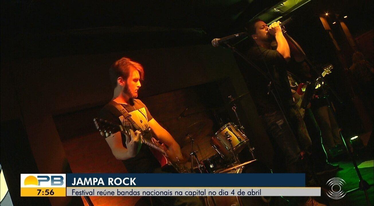 Jampa Rock Festival é lançado em João Pessoa