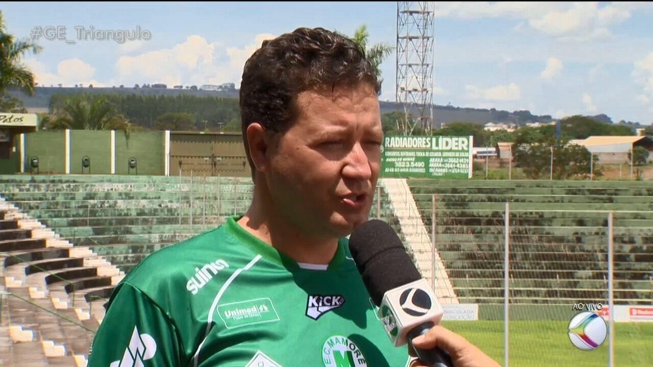 Mamoré inicia planejamento após confirmar acesso ao Módulo 2 do Mineiro