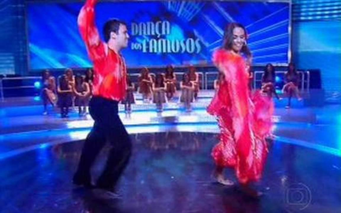 Dança dos Famosos 5: repescagem