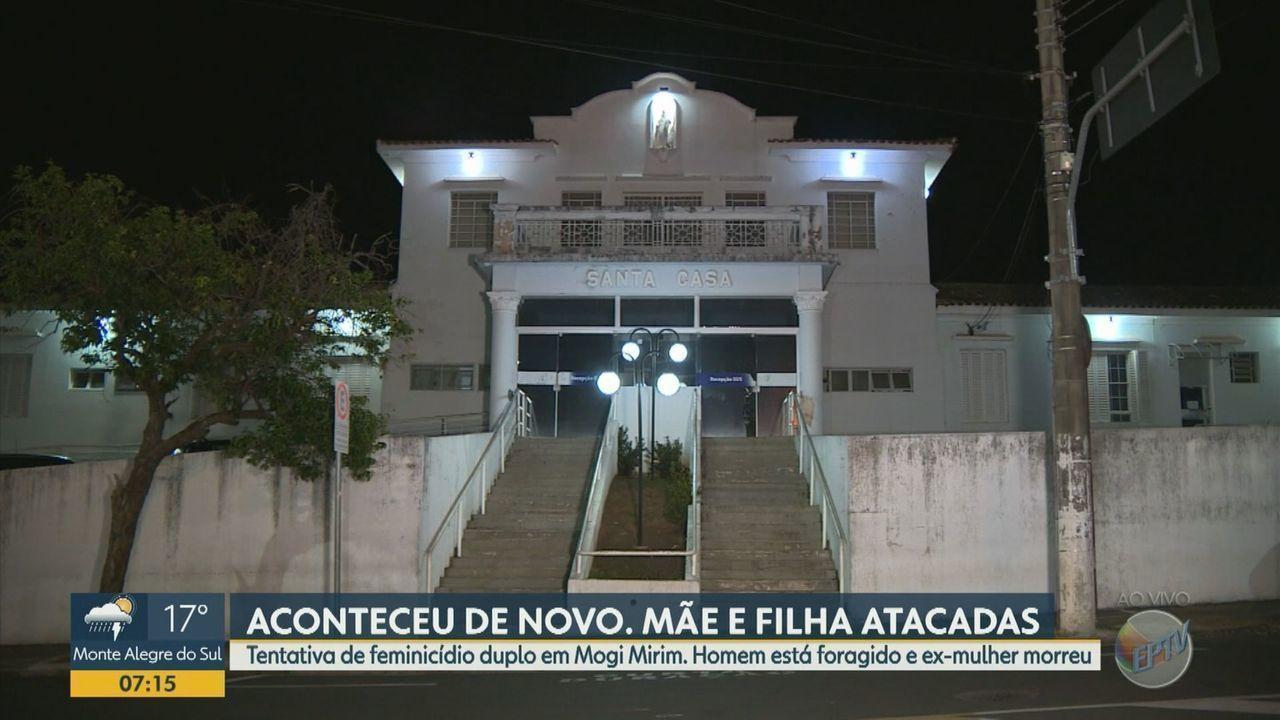 Mulher morre após ser esfaqueada por ex-marido em Mogi Mirim