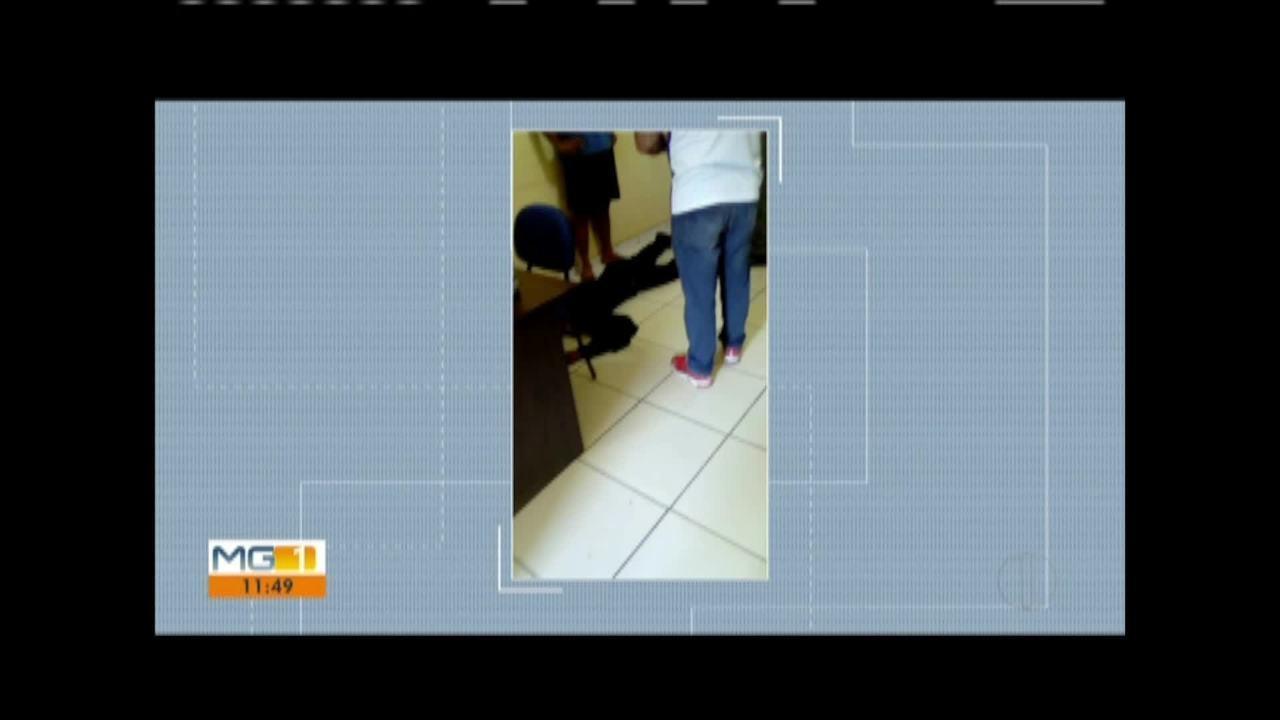 Dois estudantes são feridos a tiros dentro de escola em Caraí; aluno entrou e disparou