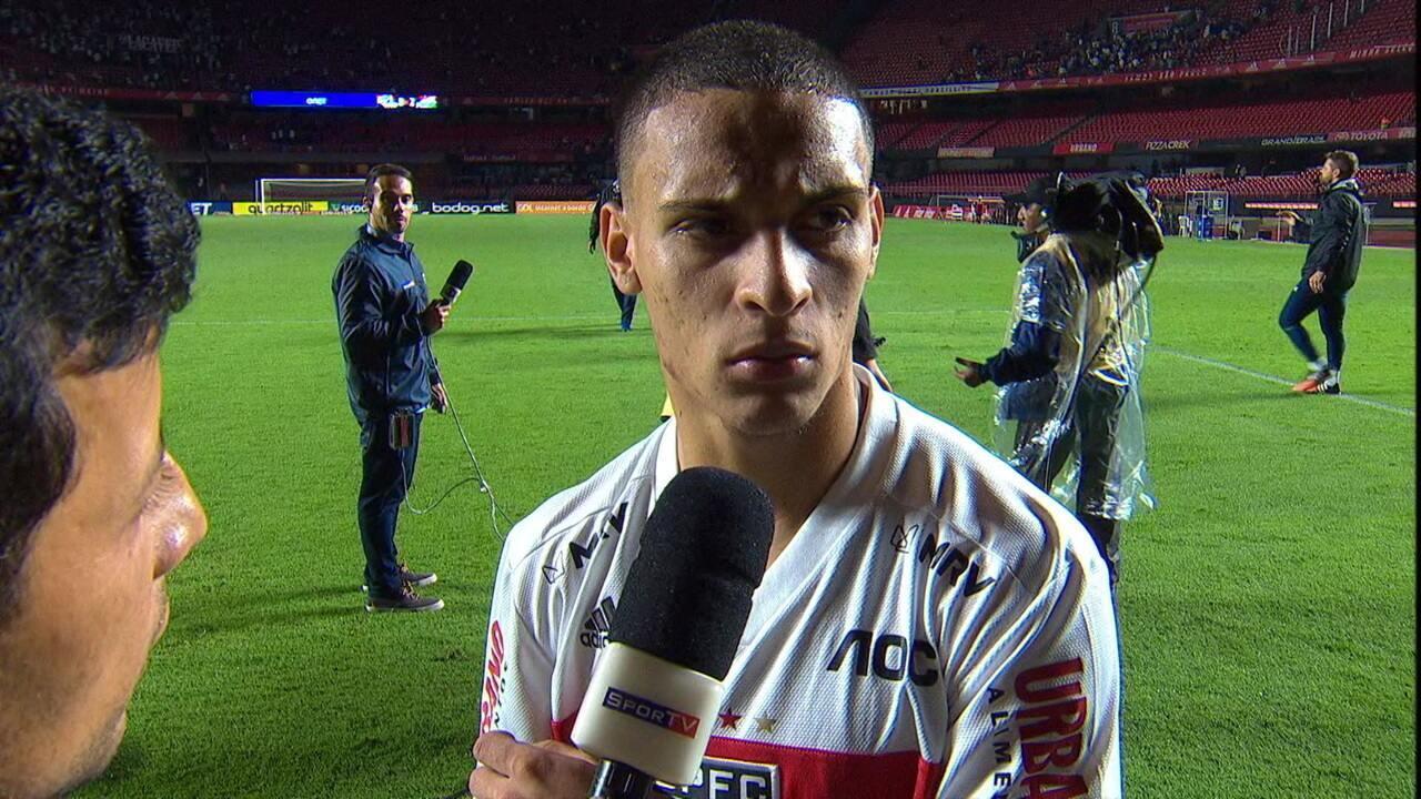 Anthony entende que falhas decretaram derrota para o Fluminense