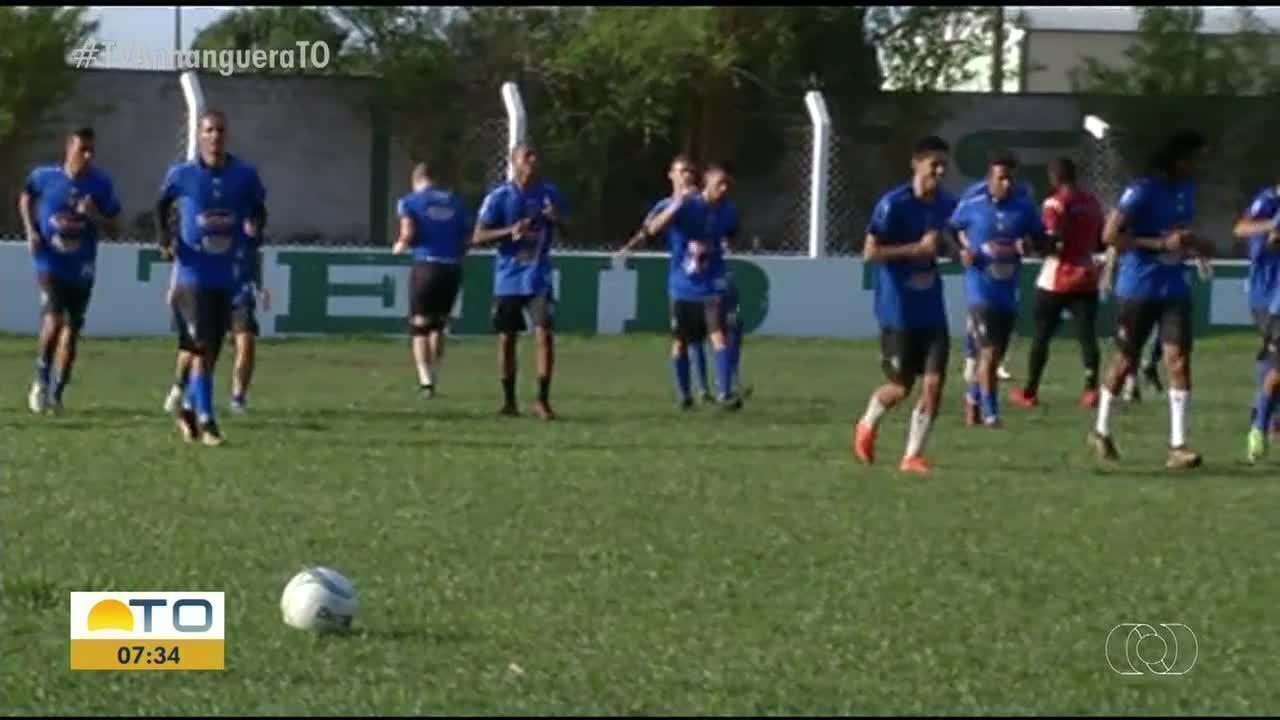 Alvorada irá estrear na Segunda Divisão para disputar uma vaga na elite do futebol do TO