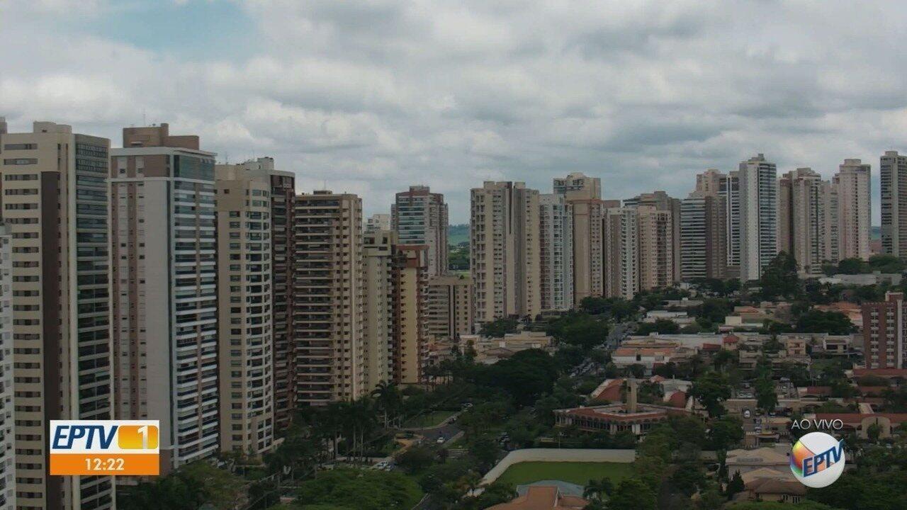 Confira a previsão do tempo para esta sexta-feira (8) na região de Ribeirão Preto