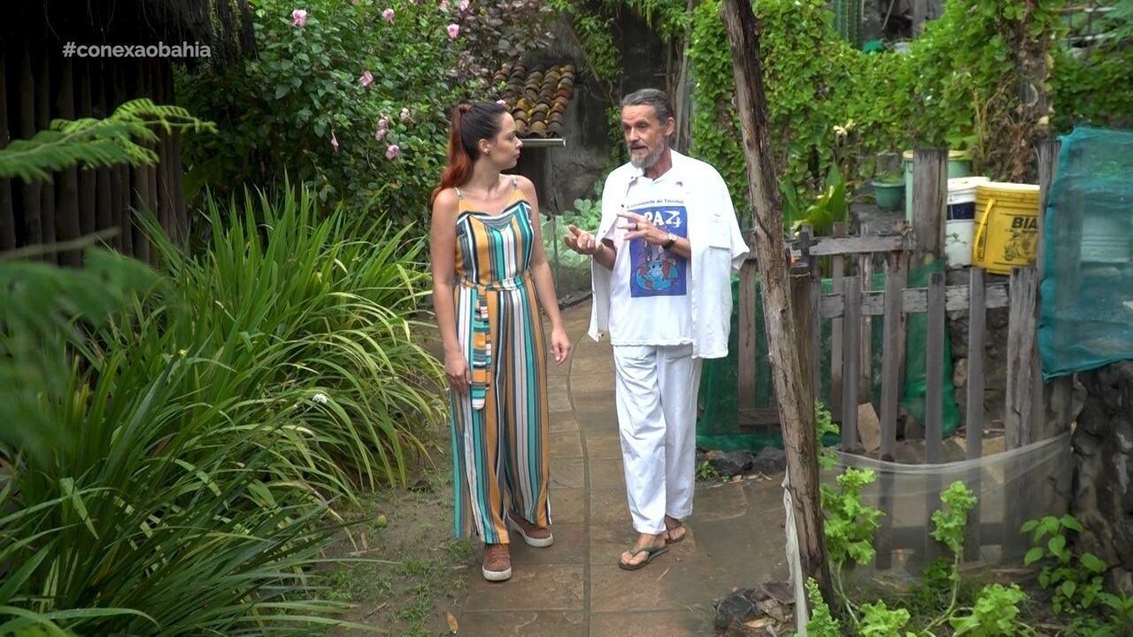 Conheça uma comunidade que acolhe pessoas em situação de rua em Salvador