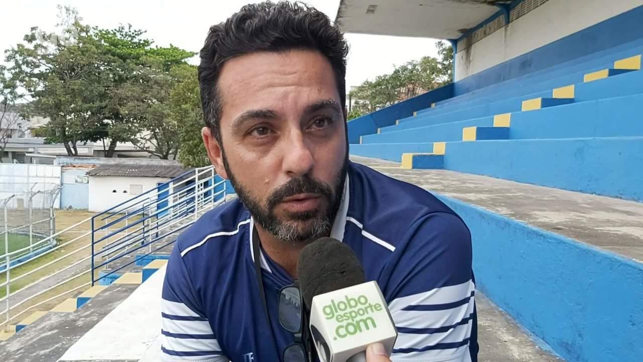 Rodrigo Fonseca avalia trabalho feito no Vitória-ES antes da final da Copa Espírito Santo