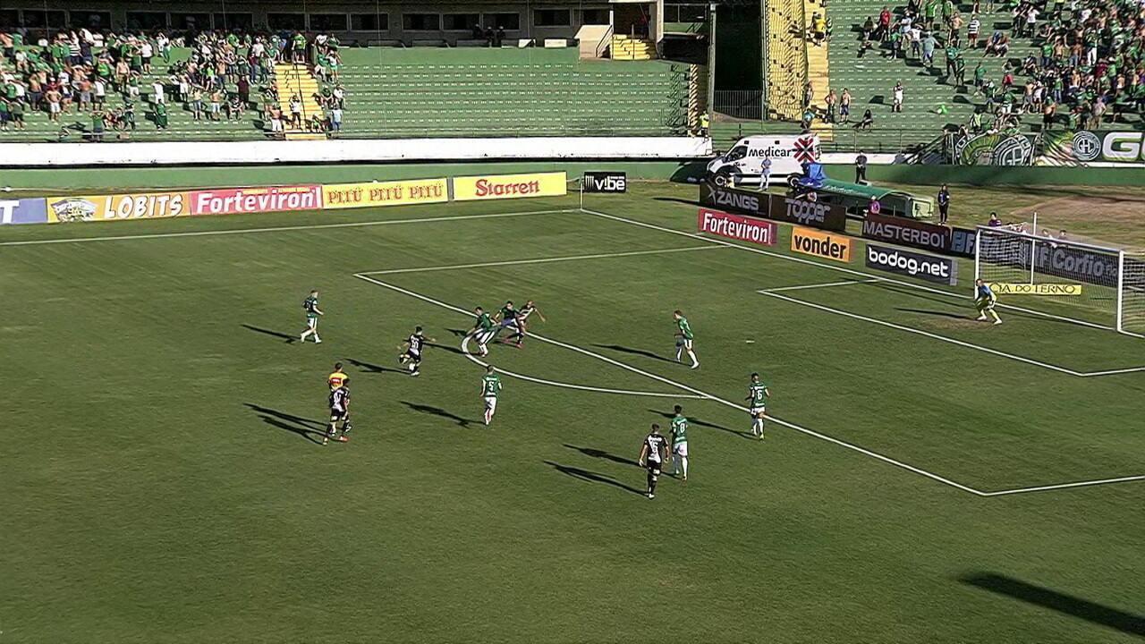Melhores momentos: Guarani 0 x 0 Ponte Preta pela 34ª rodada do Brasileiro Série B