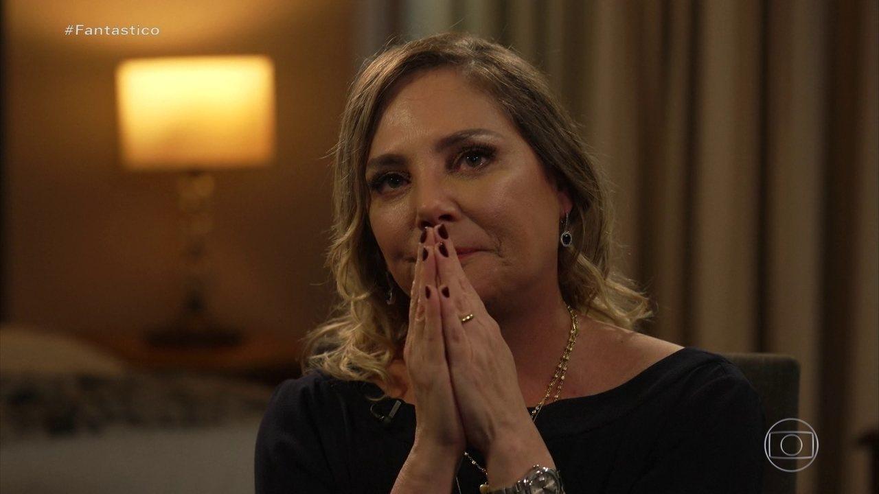 'Eu sempre optei pela vida', afirma Heloísa Périssé após descoberta de doença rara