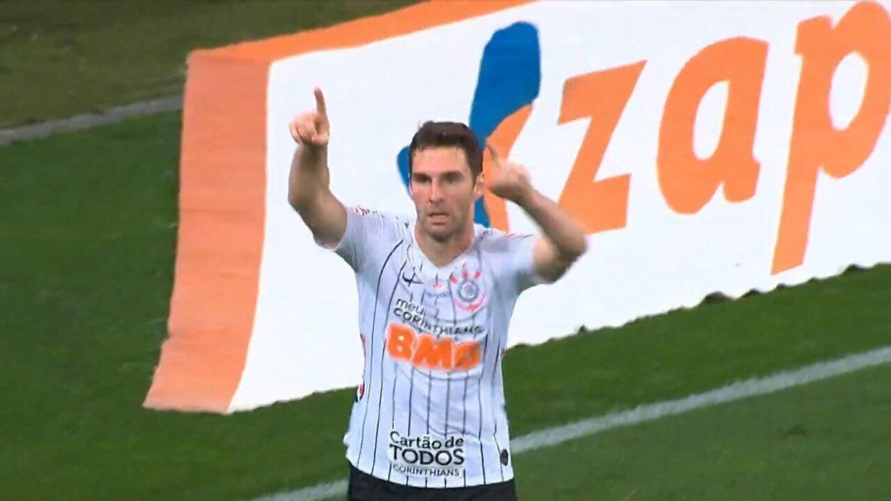 Confira os gols de Boselli pelo Corinthians no Campeonato Brasileiro