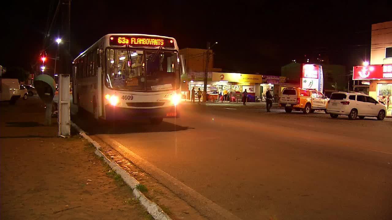 Idoso é atropelado por ônibus em Natal