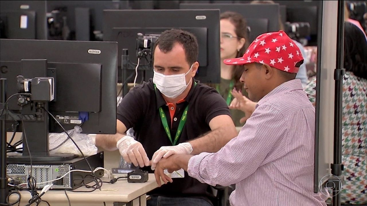 Cadastramento biométrico é obrigatório para 1.700 cidades brasileiras