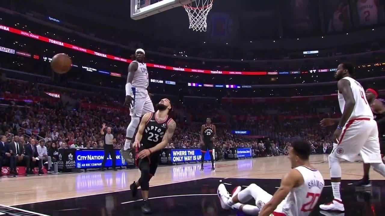 Melhores momentos: Los Angeles Clippers 98 x 88 Toronto Raptors pela NBA