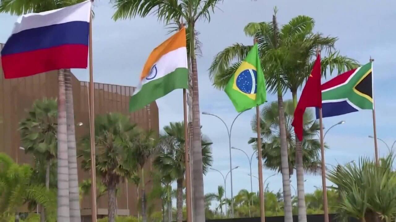 Bancos de fomento do Brics se reúnem no Rio de Janeiro