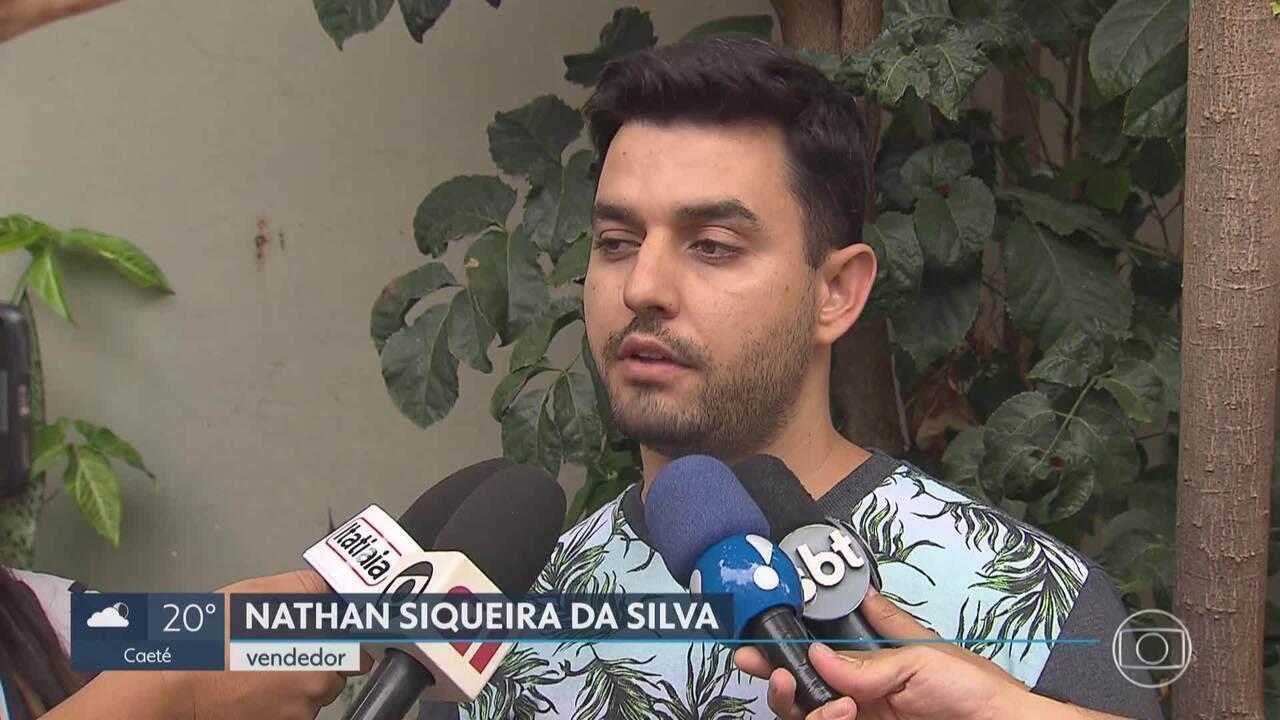 Suspeitos de injúira racial são ouvidos em Belo Horizonte