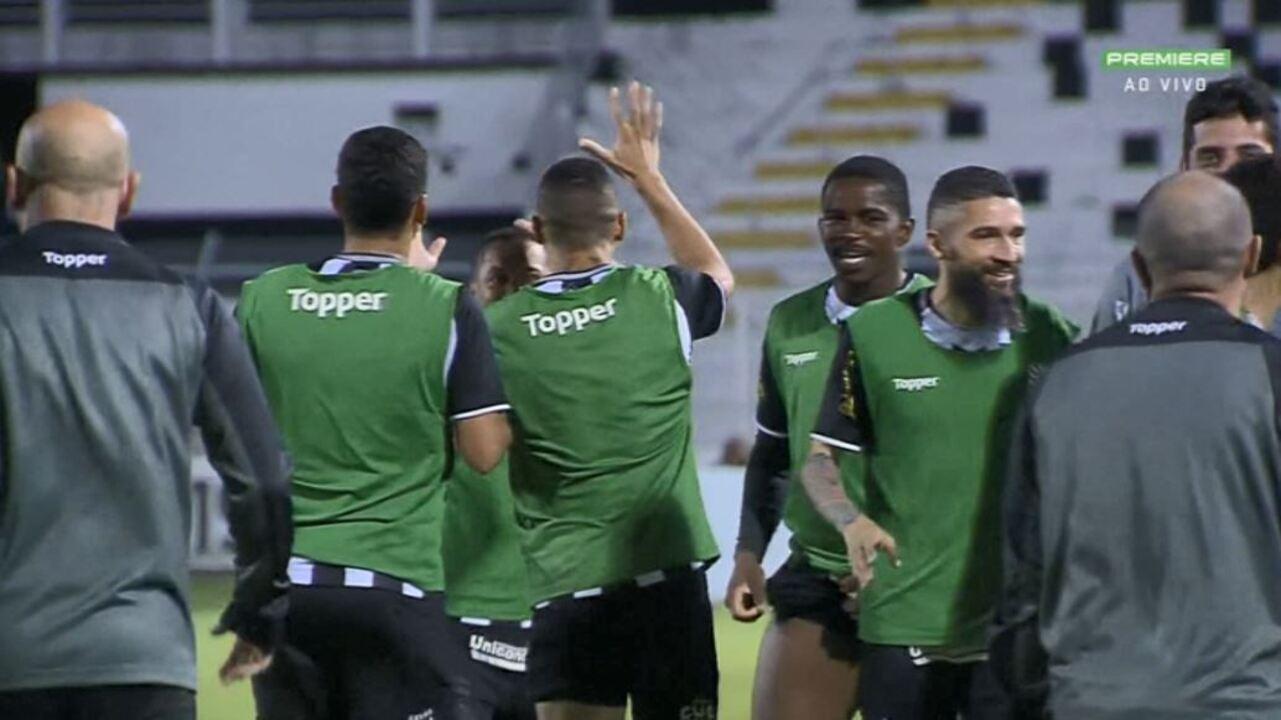 Os melhores momentos de Ponte Preta 1x3 Figueirense, pela 35ª rodada da Série B
