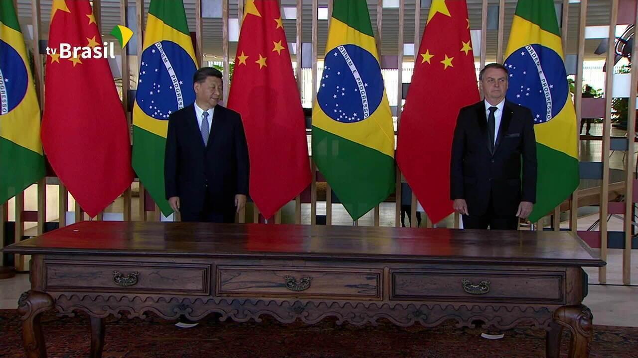 China ocupa 1º lugar em importações e exportações na balança comercial brasileira