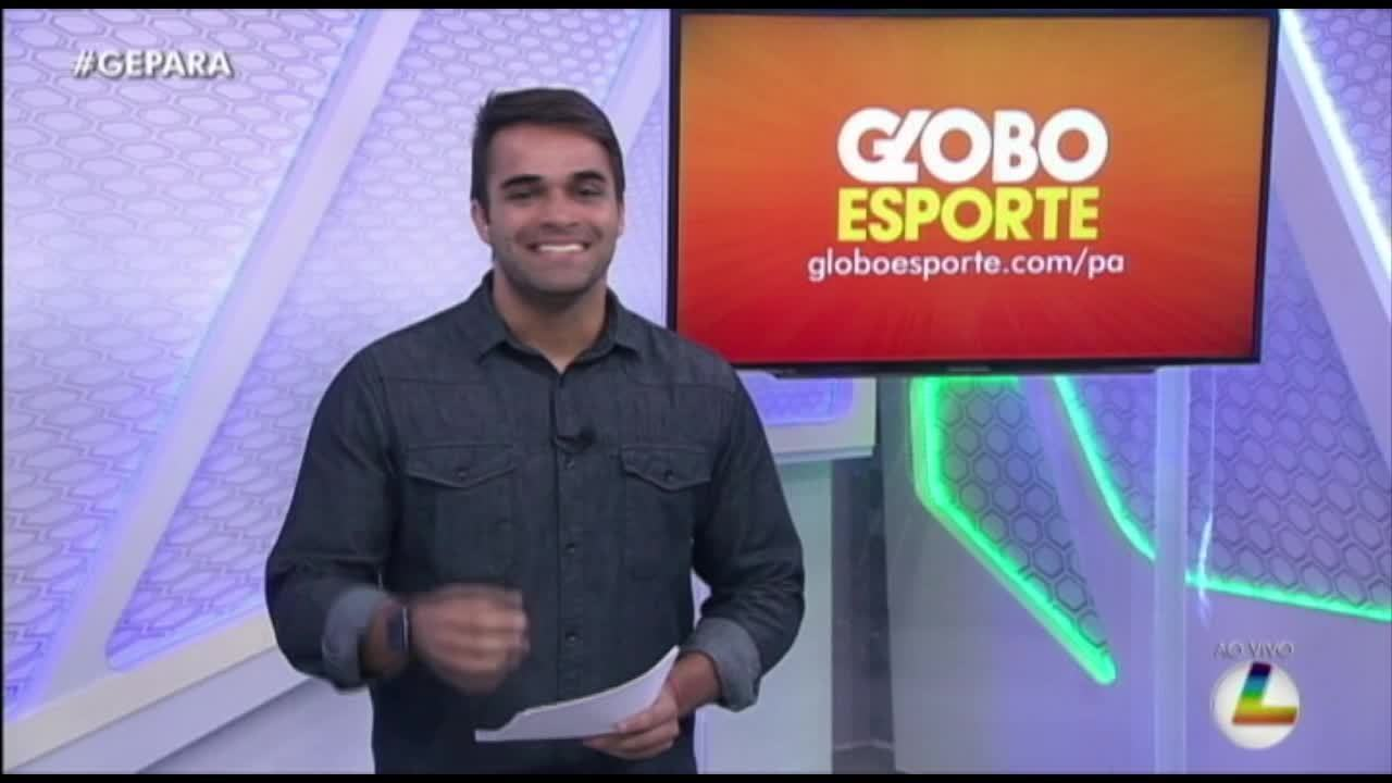 Veja a íntegra do Globo Esporte PA desta quarta-feira - 13/11/2019