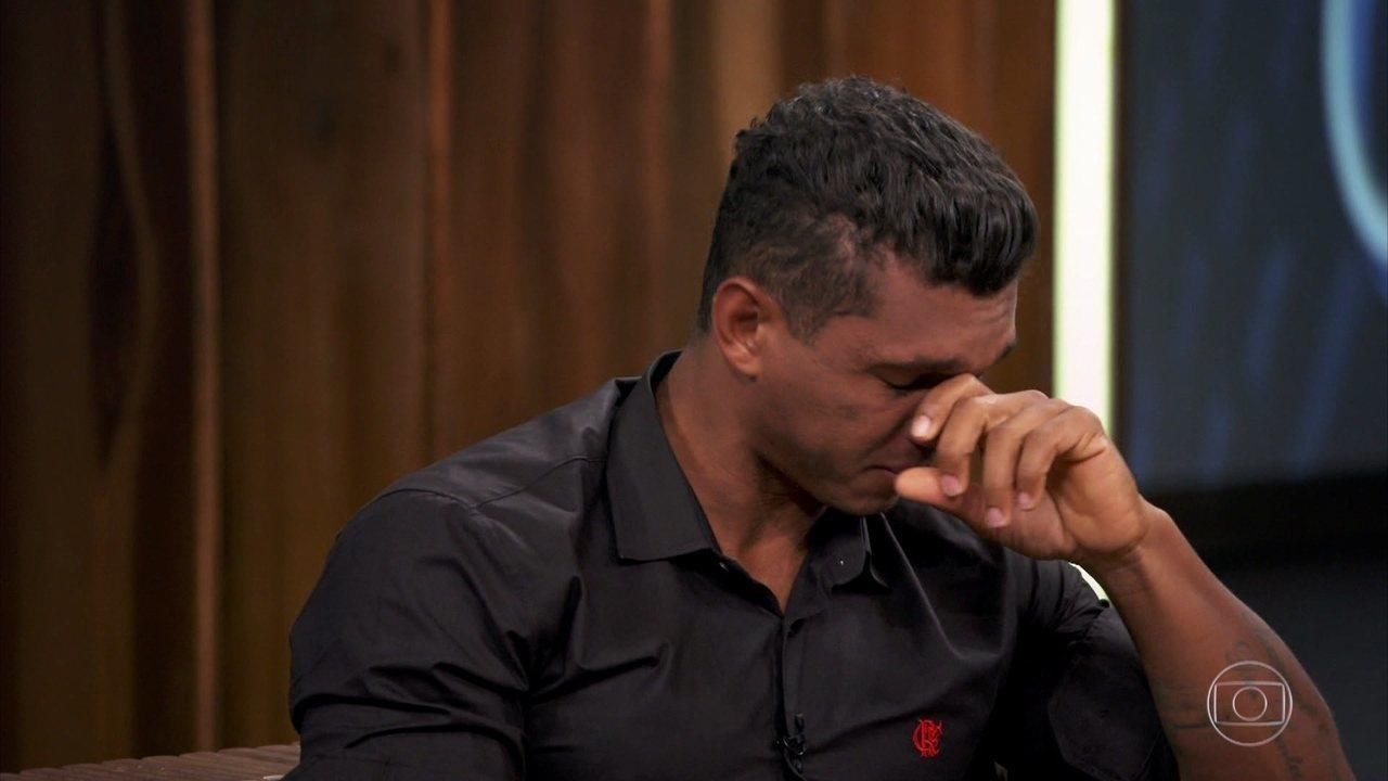 Isaquias Queiroz se emociona ao falar de Jesús Morlán, seu antigo técnico que faleceu