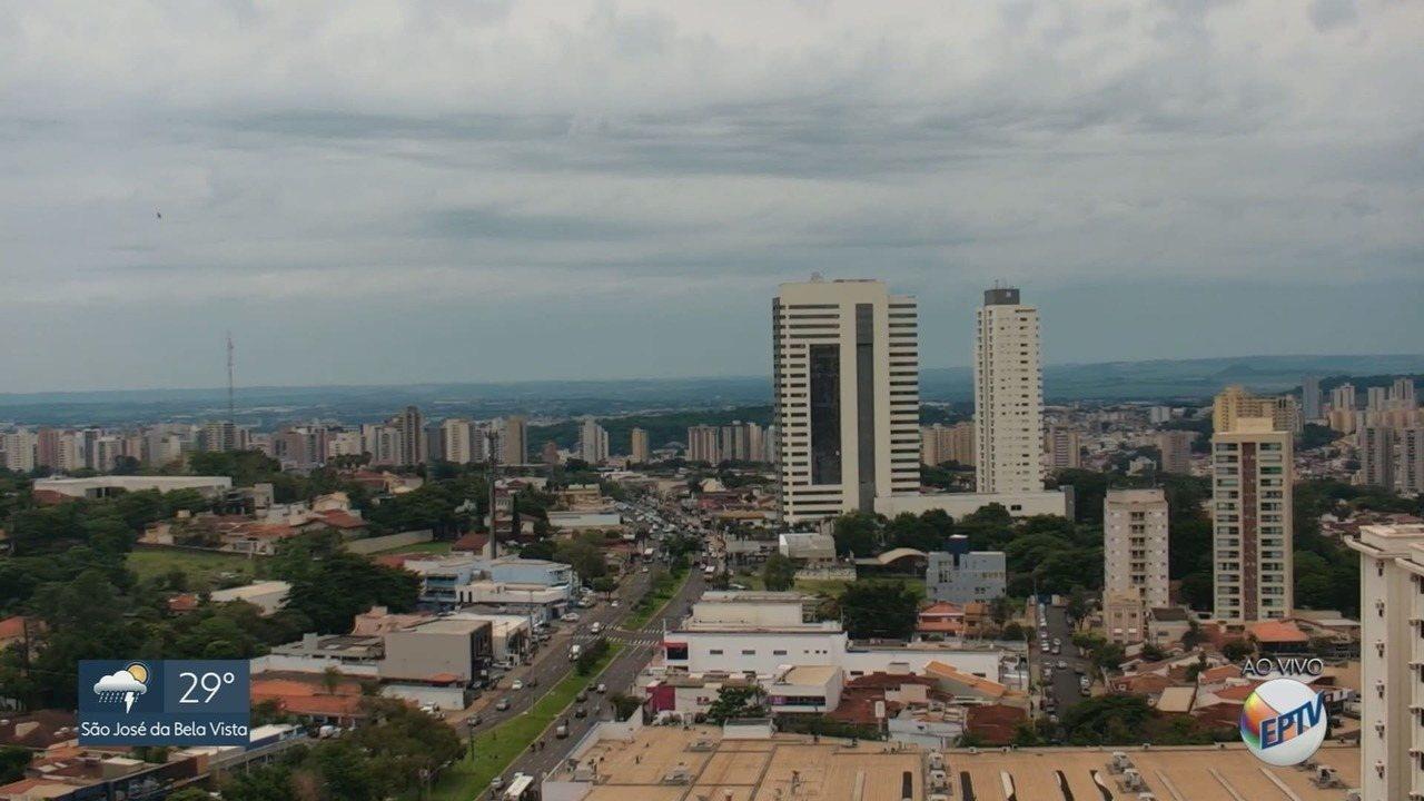 Confira a previsão do tempo para esta quinta-feira (14) na região de Ribeirão Preto