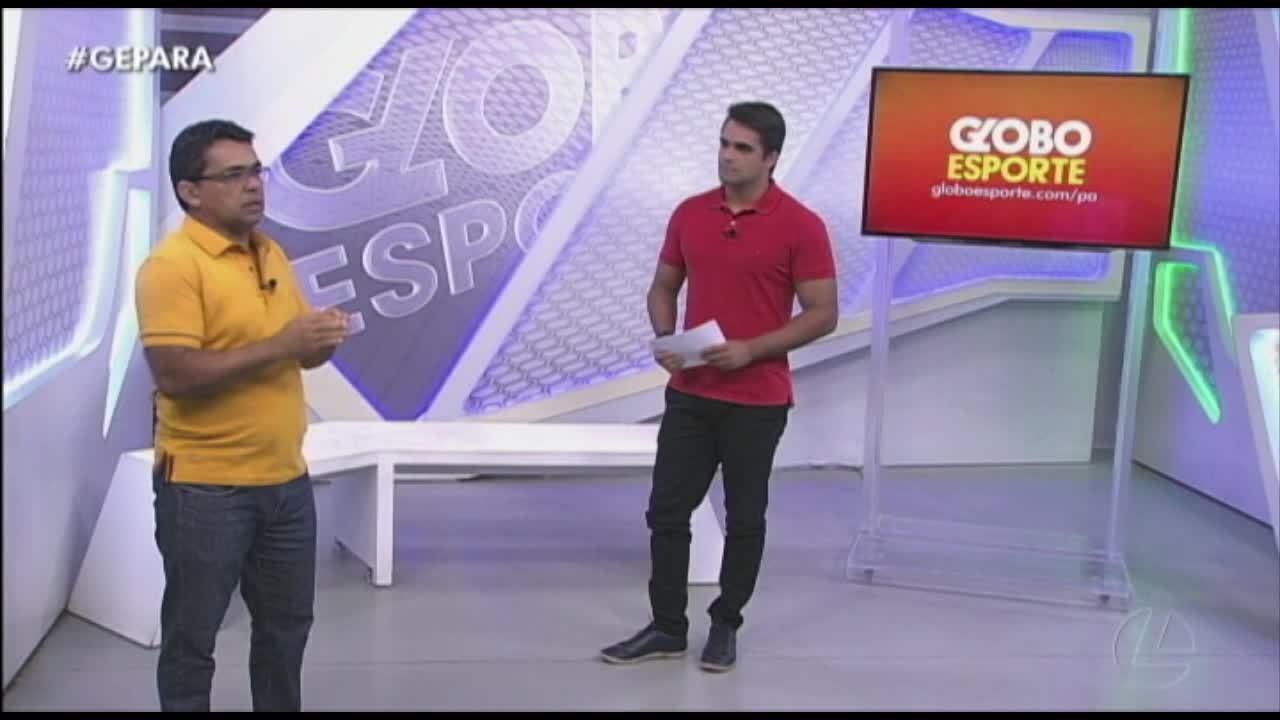 Veja a íntegra do Globo Esporte Pará desta quinta-feira, dia 14