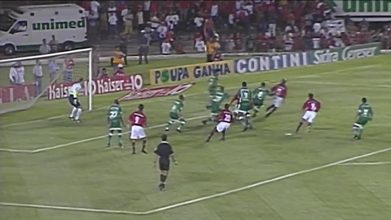 Esporte Espetacular relembra final da Mercosul de 1999