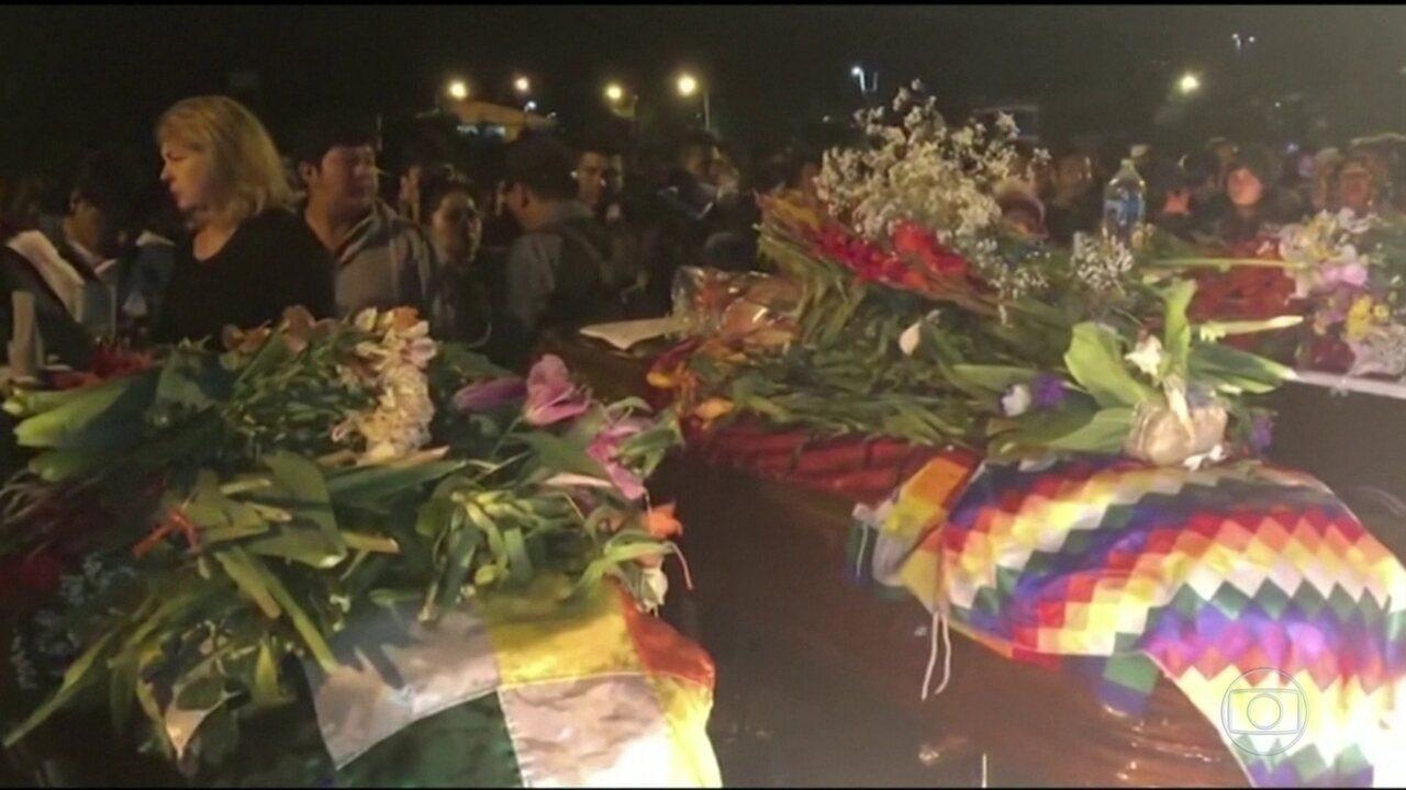 Confronto entre policiais e apoiadores de Evo Morales deixa 9 mortos na Bolívia