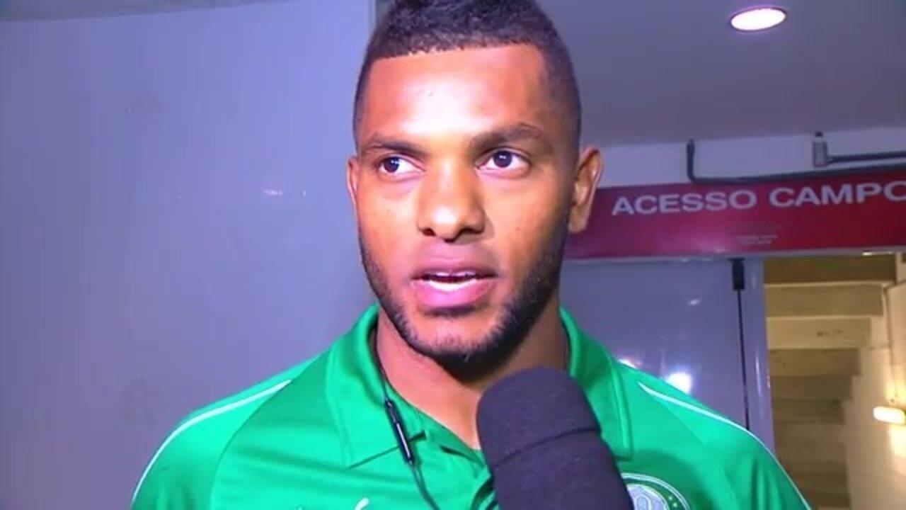 """""""Se meu caminho for sair do Palmeiras, não tem problema"""", diz Borja"""