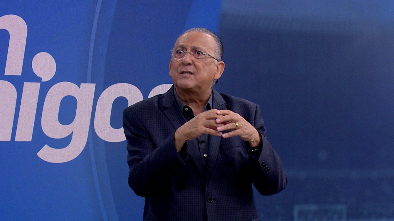 Galvão fala sobre momento vivido pelo Flamengo e lembra meninos do Ninho