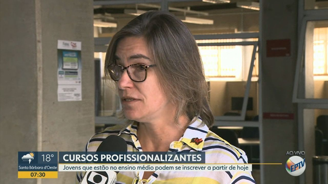 Novotec abre vagas para cursos profissionalizantes gratuitos na região de Campinas