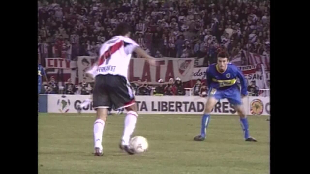 River Plate x Boca Juniors 2004