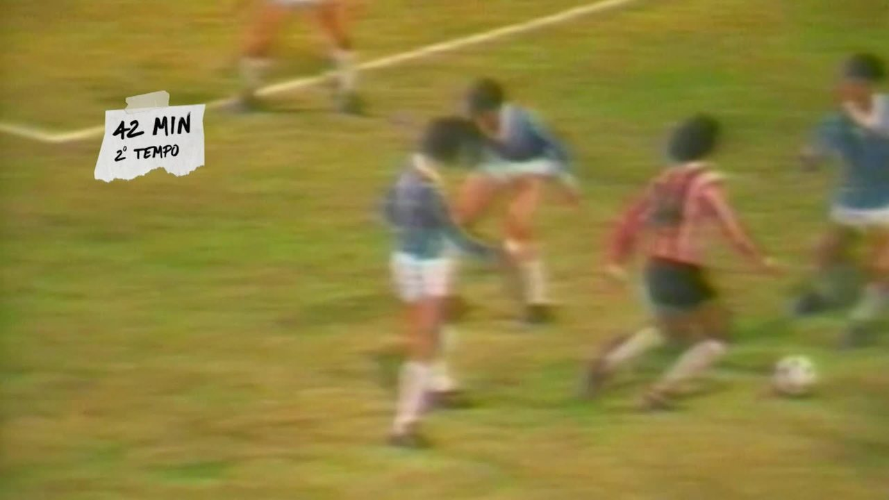 Estudiantes x Grêmio 1983