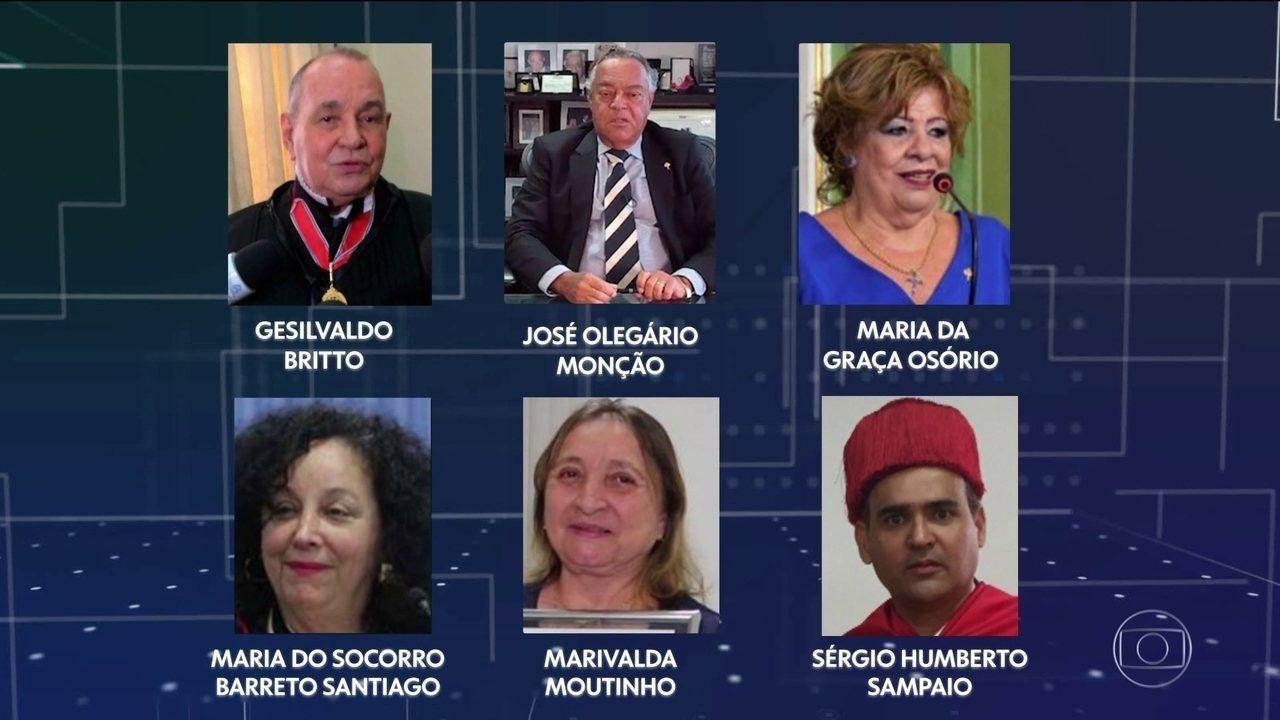 PF afasta magistrados por suspeita de vender sentenças no TJ da Bahia
