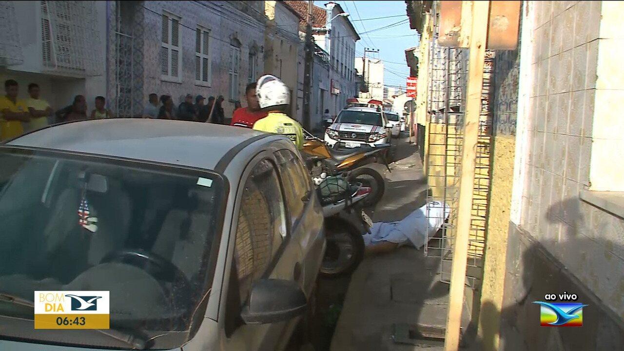 Detento é assassinado a tiros em São Luís