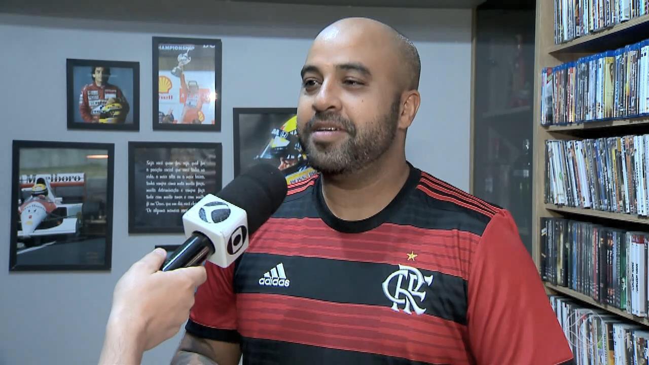 Torcedor do Flamengo vai de Juiz de Fora a Lima pelo sonho da Libertadores
