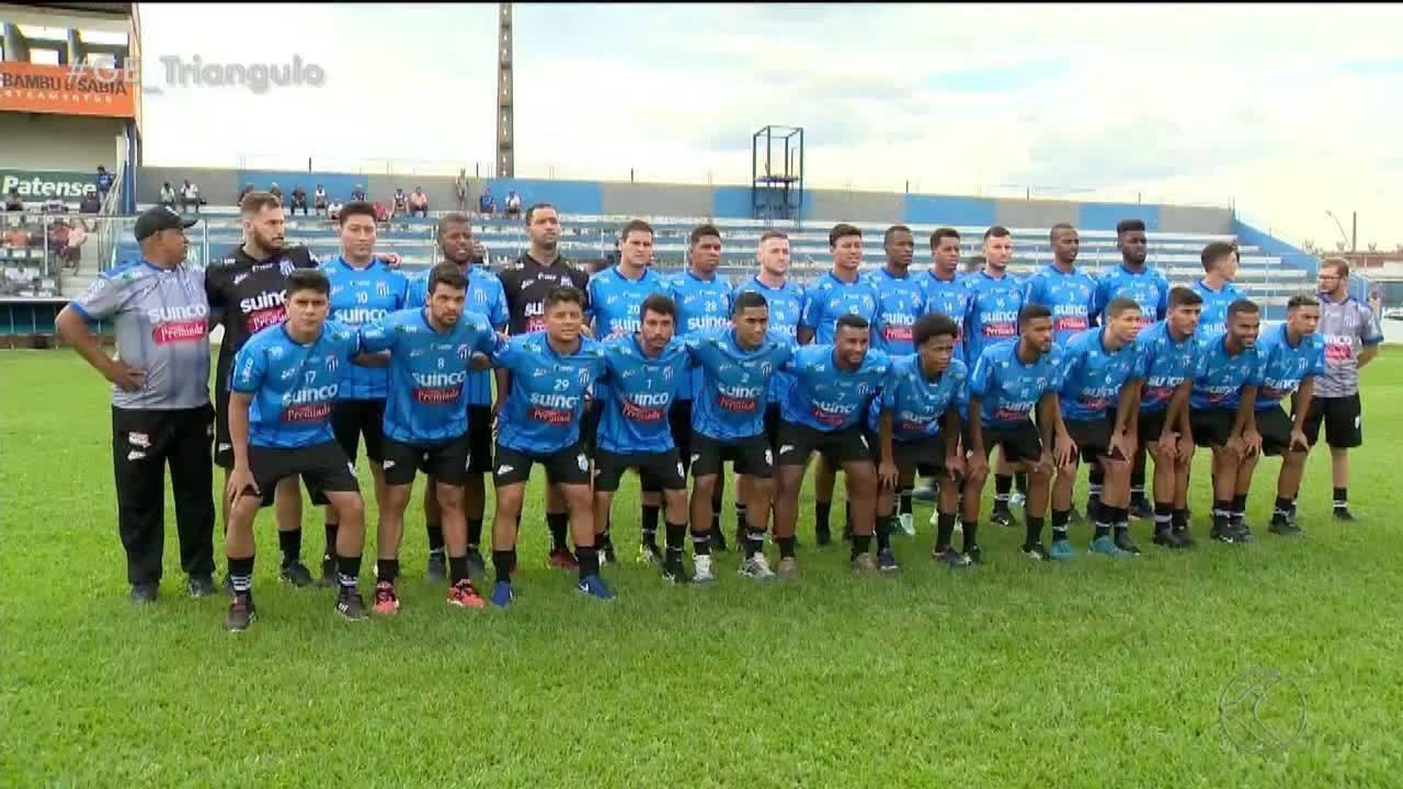 URT apresenta 28 jogadores e inicia preparação para a elite do Mineiro