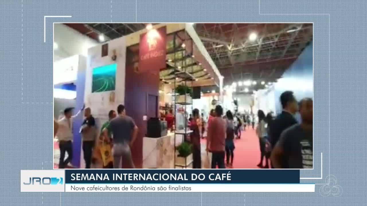 Começa a Semana Internacional do Café