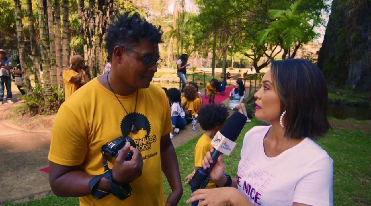 Mais Caminhos mostra projeto de empoderamento de jovens afrodescendentes